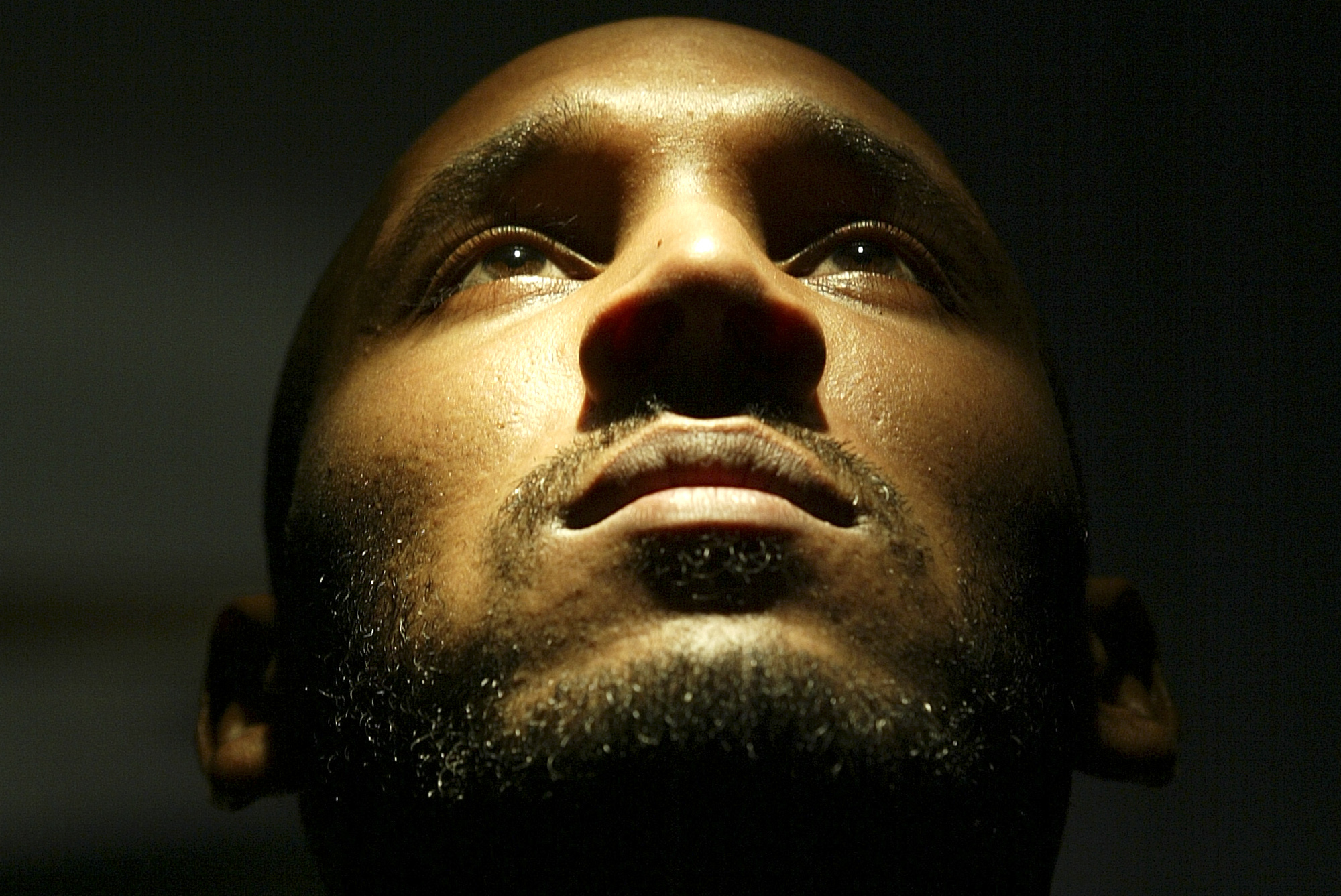 Nicolas Anelka (Manchester, ANGLETERRE, 2004) Copyright JEAN-MARIE HERVIO