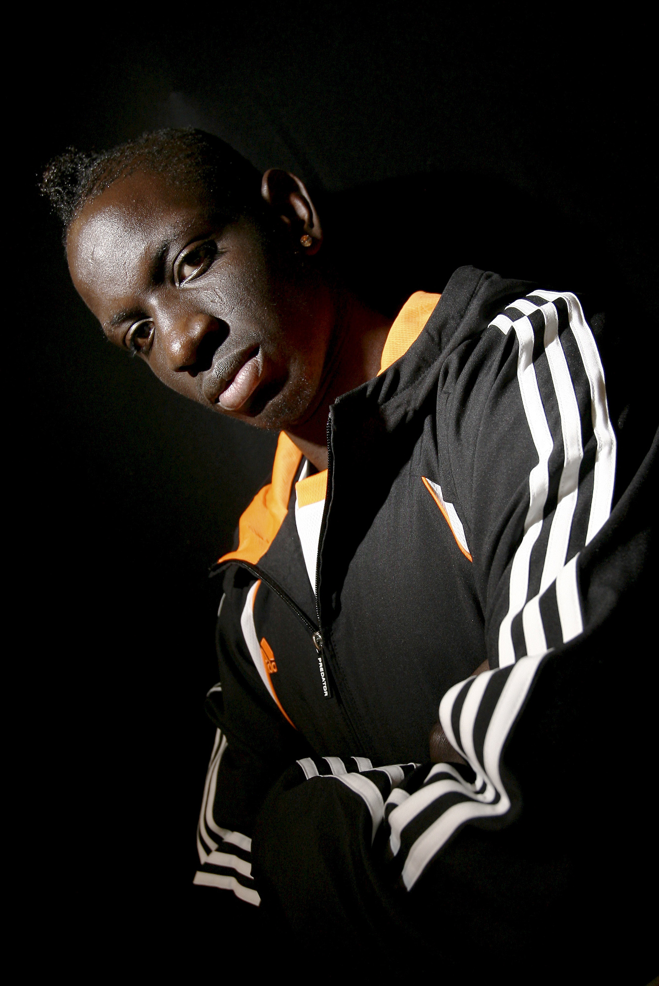 Mamadou Sakho (Paris, FRANCE, 2007) Copyright ALAIN GADOFFRE