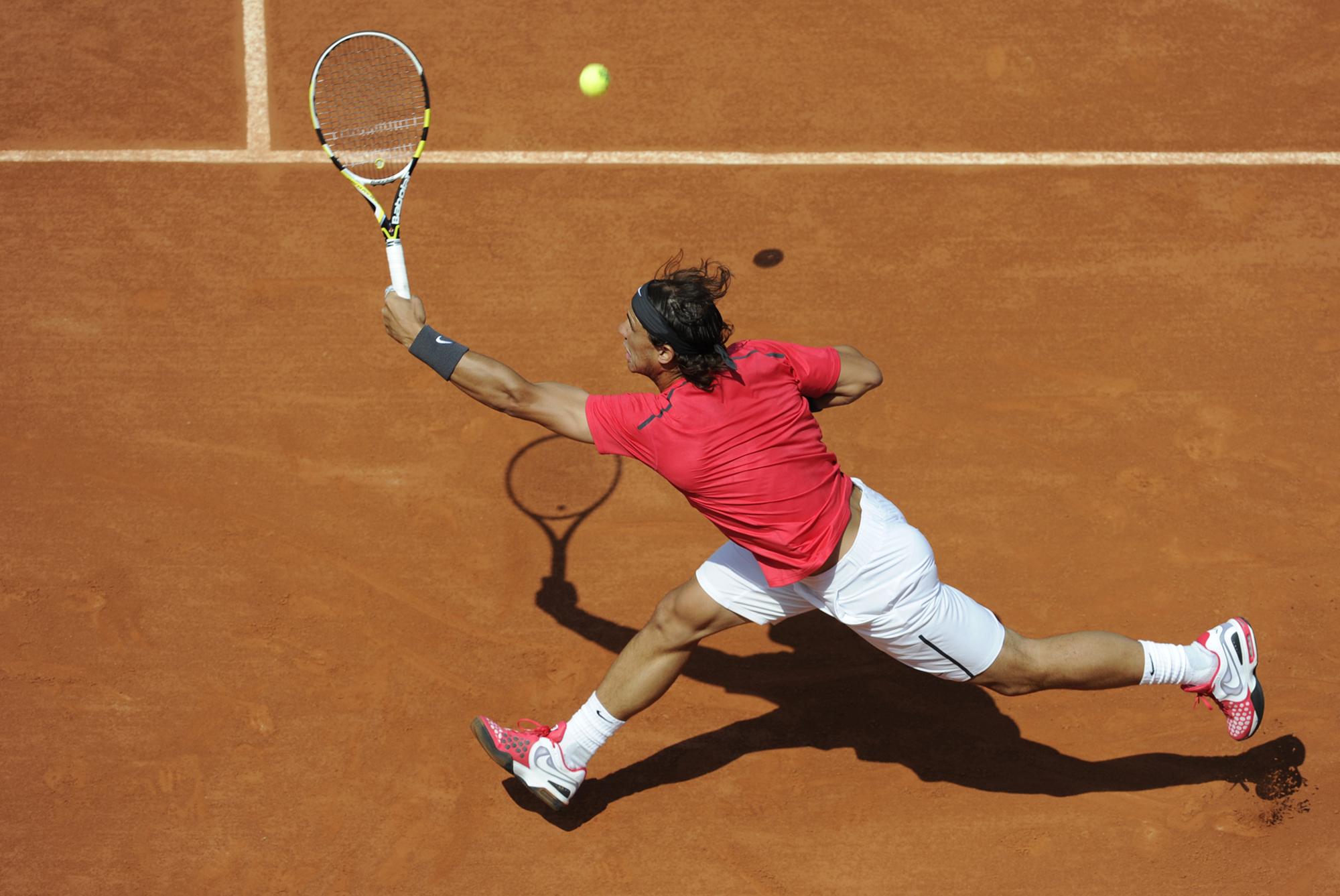 Rafael Nadal (Roland GARROS 2012, Paris, FRANCE) Copyright ALAIN GADOFFRE